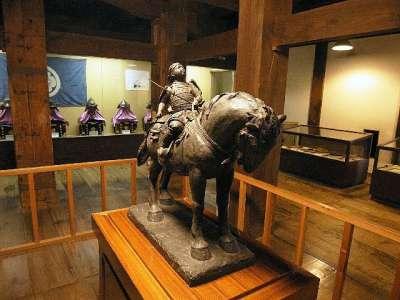 松江城 天守2階だったか