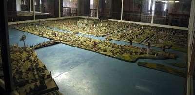 松江城 模型