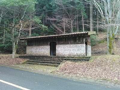 大野山 トイレ