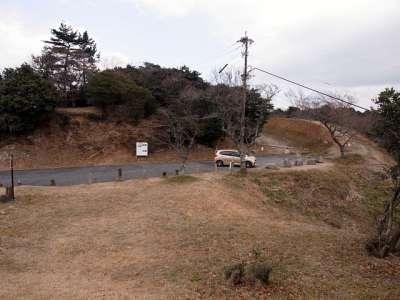 大野城 焼米ヶ原