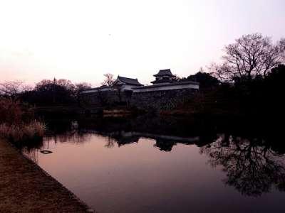 福岡城 五号濠・下之橋御門・伝潮見櫓