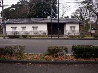 福岡城 旧母里太兵衛邸 長屋門