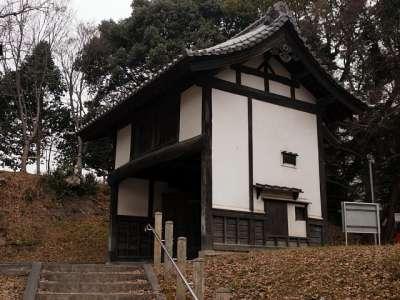 福岡城 名島門