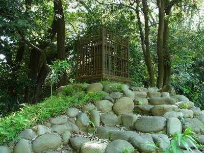 藤田東湖の碑