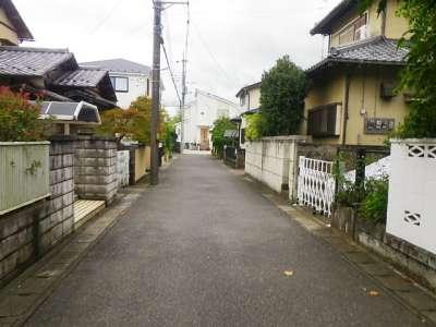 小金城(松戸市) かつての本丸