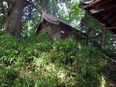 赤山陣屋址 山王神社(赤山日枝神社)