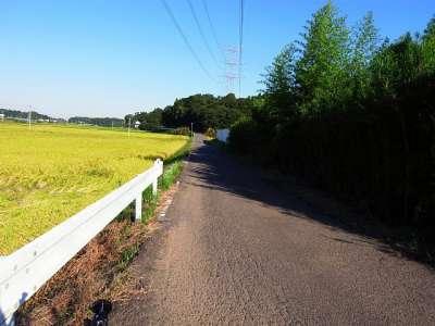 岡見城(茨城県牛久市)