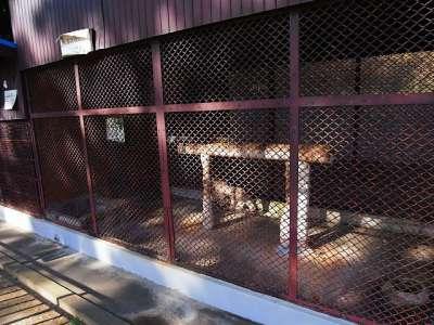 土浦城(茨城県土浦市) サル舎