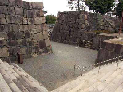 二条城 本丸楼門