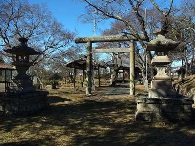 龍岡城 田口招魂神社