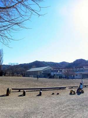 龍岡城 田口小学校