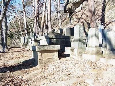 田口城 お墓