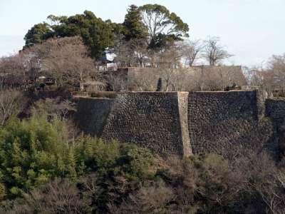 豊後国 岡城