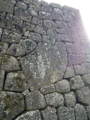 豊後 岡城 石垣 鏡石