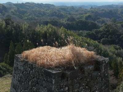 豊後 岡城 搦手門石垣