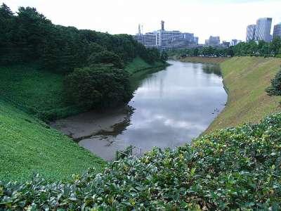 武蔵国 江戸城