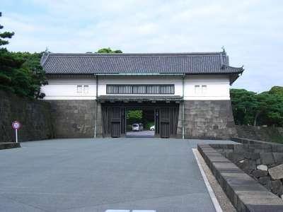 江戸城 内桜田門