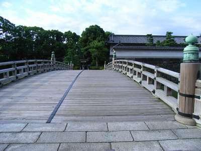 江戸城 平川橋