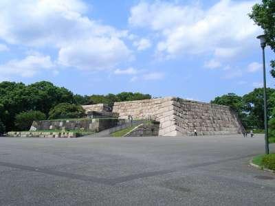 江戸城 天守台跡