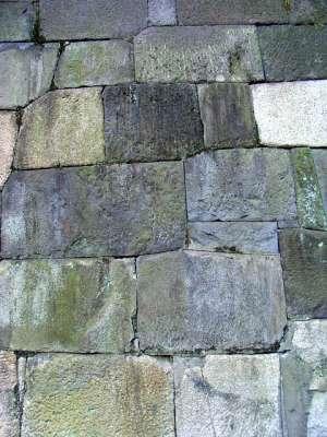 江戸城 石垣