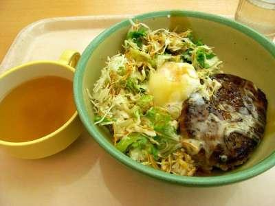 江戸城 北の丸公園 レストラン ロコモコ