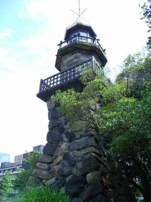 九段坂上 常燈灯台