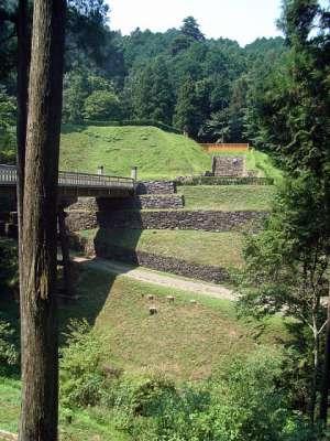 武蔵国 八王子城