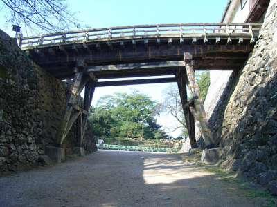 彦根城 廊下橋