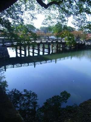 彦根城 大手門橋