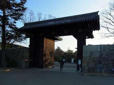 姫路城 現大手門
