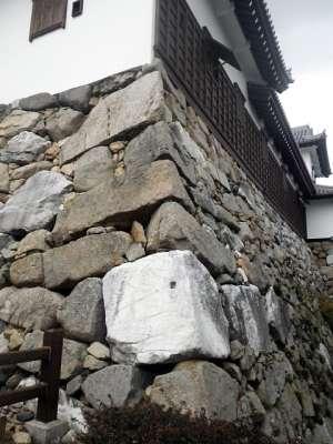 今治城 石垣