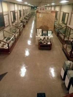 今治城 博物展示室