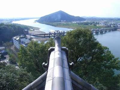 犬山城 天守からの眺望