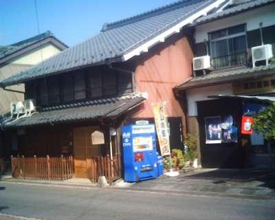犬山市街地