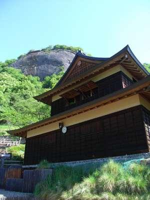 岩殿山城 円山公園