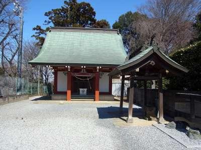 岩槻 諏訪神社