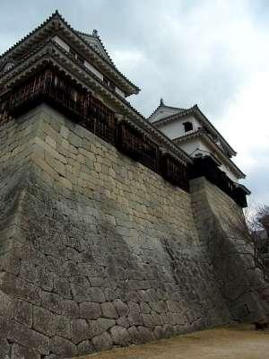 伊予松山城 南隅櫓と小天守