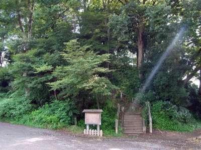 川越城 富士見櫓跡