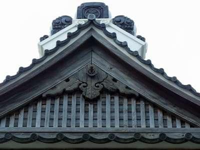 川越城 本丸御殿