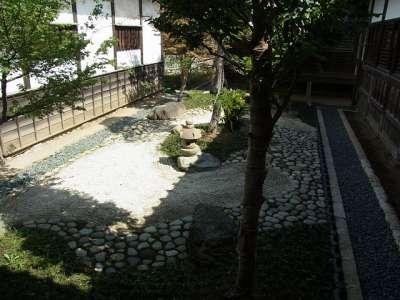 川越城 本丸御殿 中庭