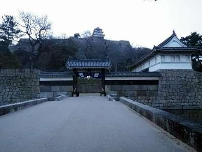 丸亀城 大手門