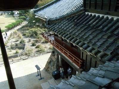 松本城 屋根
