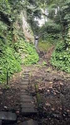 武蔵国松山城 岩室観音