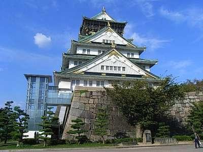 大阪城 天守(復元)