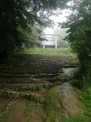 太田金山城 新田神社