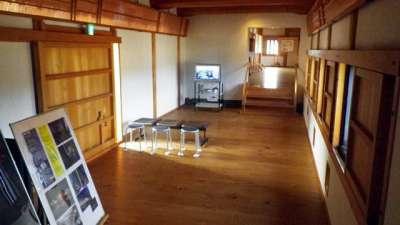 大洲城 復元天守と台所櫓をつなぐ廊下