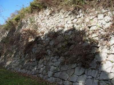 高鍋城 石垣
