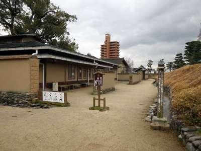 湯築城址(道後公園) 資料館 (愛媛県松山市)