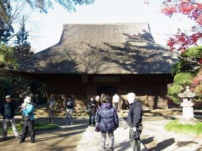 平林寺 仏堂