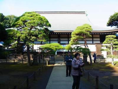 平林寺 本堂